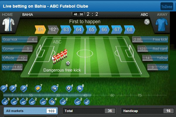 1xbet-futebol