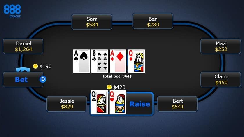 sites de poker online