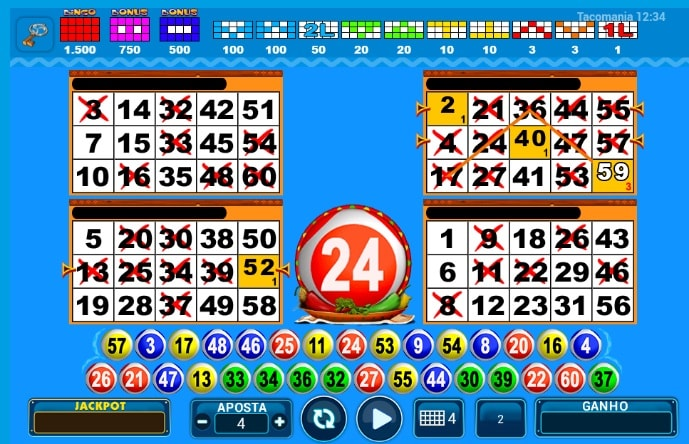 bingo na internet