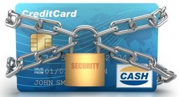 cartão de crédito proteção