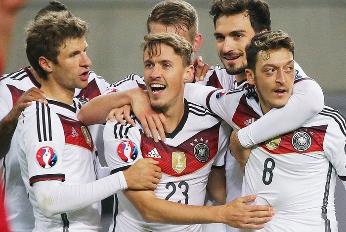Informações da seleção alemã na Copa 2018 c8341565eba2f