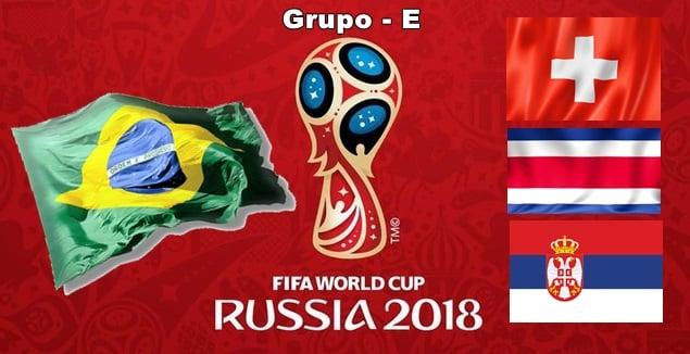 brasil grupo e