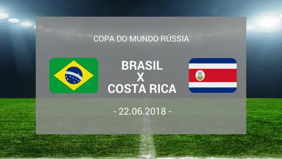 prognóstico brasil e costa rica