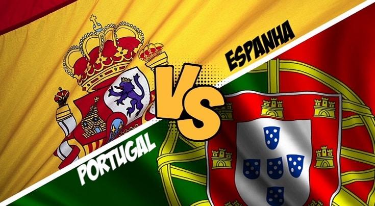 espanha e portugal copa do mundo