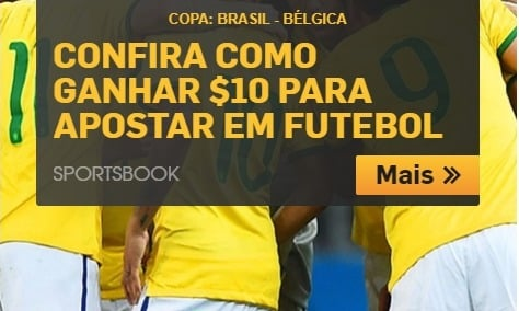 prognóstico brasil e bélgica