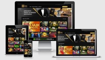 ESC Online possui site responsivo, que funciona em qualquer tipo de tela