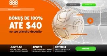 Bônus de boas-vindas do 888sport Brasil