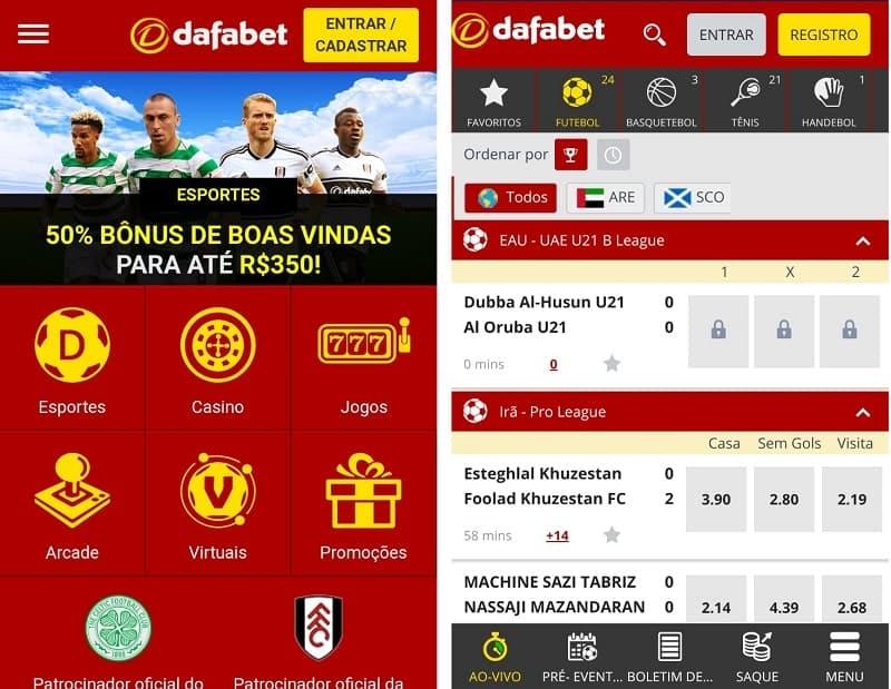 app de casas de apostas