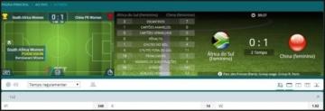gráficos para acompanhamento de apostas ao vivo no 22bet