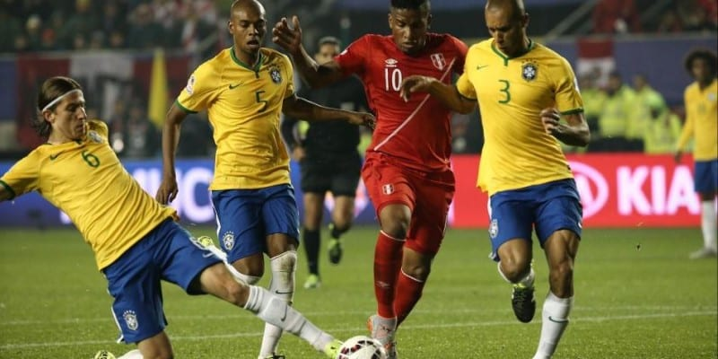 O futebol é o esporte mais popular nas apostas esportivas
