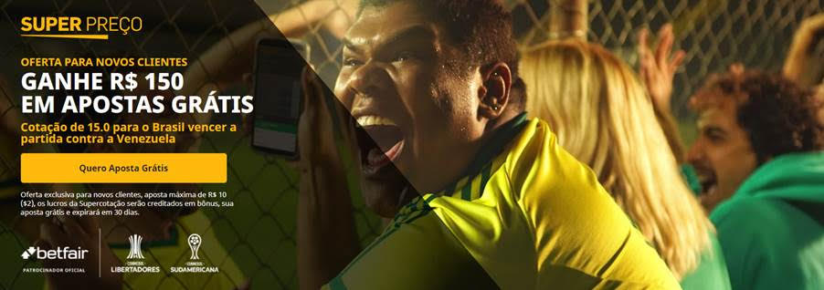 Brasil contra Venezuela