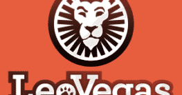 logotipo do cassino leovegas