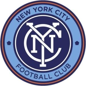 Escudo do NYC FC (MLS)