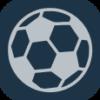 ícone bola de futebol