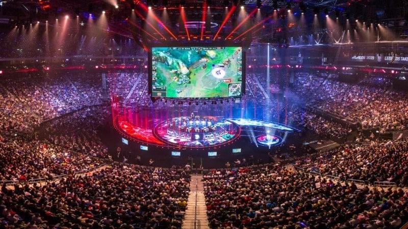 Mundial de LoL mostra a popularidade dos e-sports