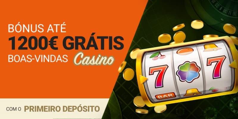 Bónus Luckia de boas-vindas ao casino é aliciante