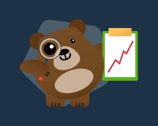 urso Betto com relatório de ações