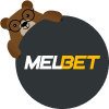 Betto com logo Melbet