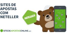 logo Neteller e mascote betto com apostas no celular