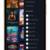 filtros de pesquisa no app Twin