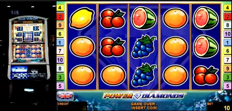 tela de jogo de slot ao vivo