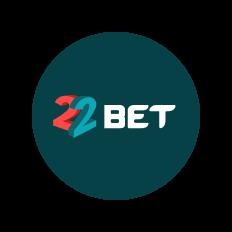 logotipo 22bet
