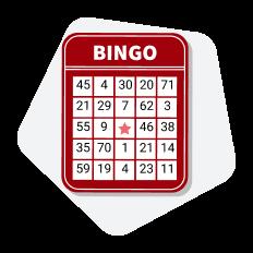 cartela de bingo