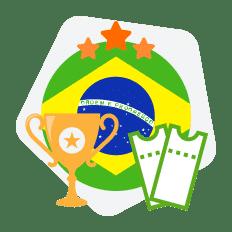 brasil aposta troféu